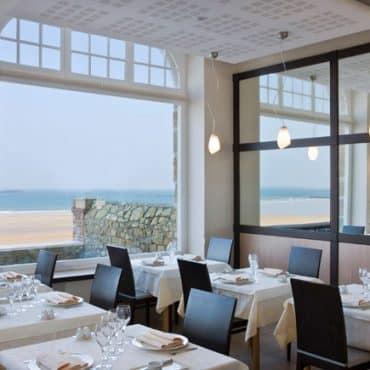 Restaurant de l'Antinea de Saint-Malo
