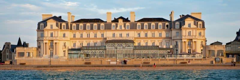 Restaurant des Thermes MArins de Saint-Malo