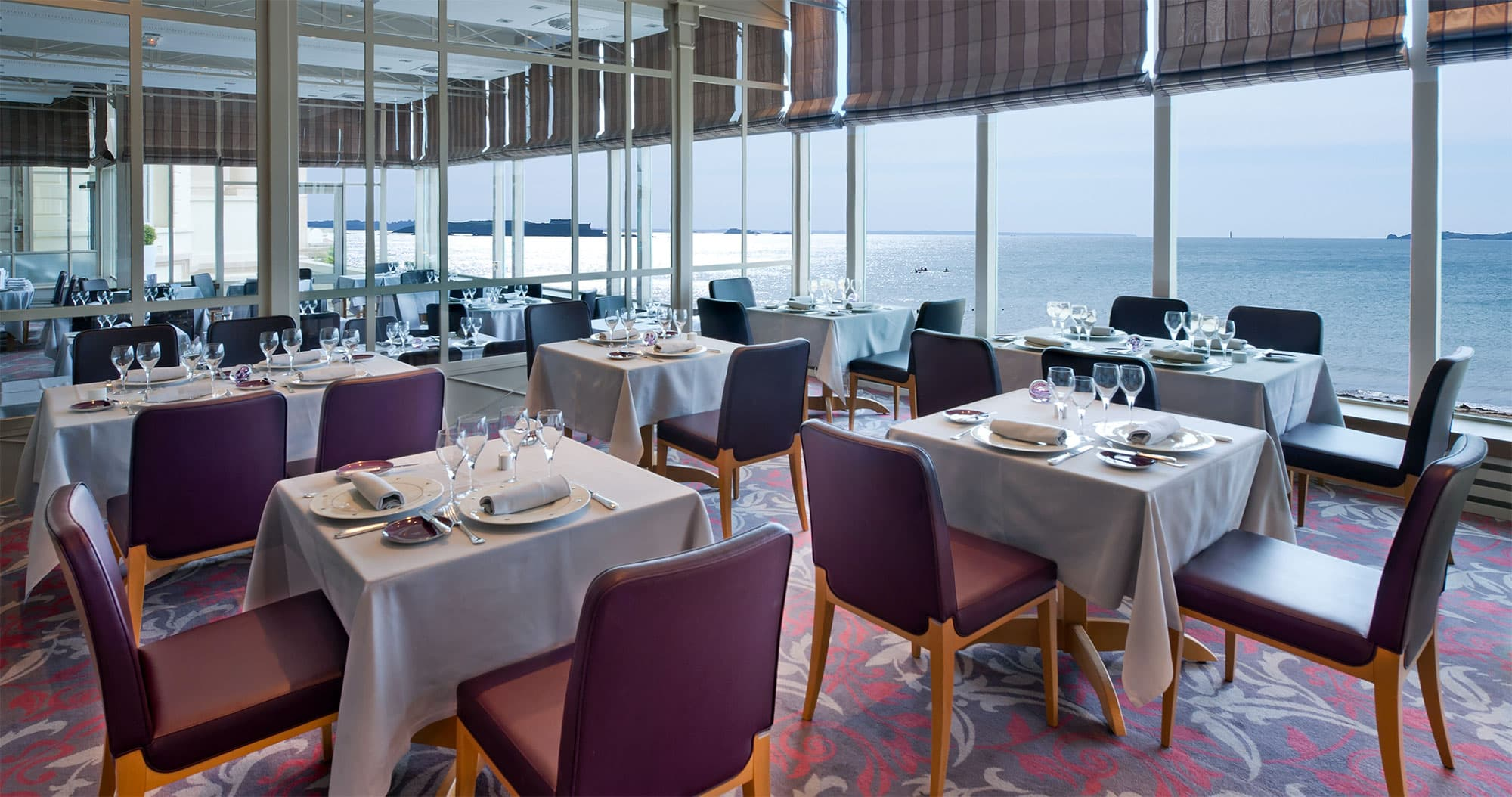Restaurant Thermes Marins Saint Malo
